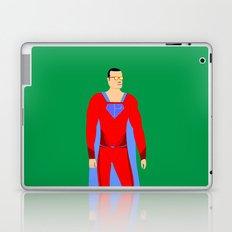 Superman (XII) Laptop & iPad Skin