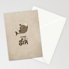 Like A Sir  Stationery Cards