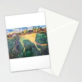 the mari Stationery Cards