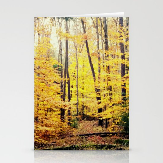 The Glow Stationery Cards