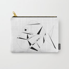 Imaginary cartoon fish Carry-All Pouch