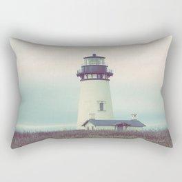 Oregon Lighthouse Rectangular Pillow