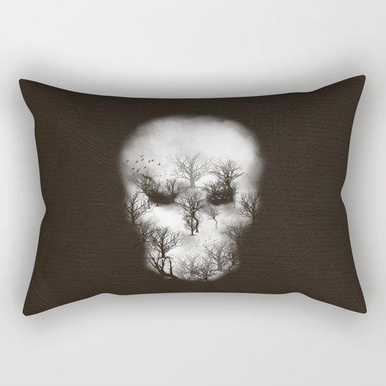 Dark Forest II Rectangular Pillow