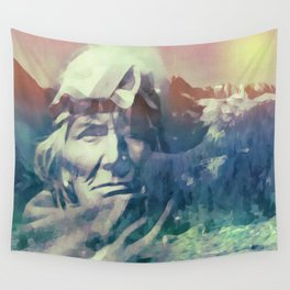 America Wall Tapestry