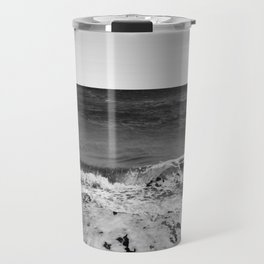 BEACH DAYS XVI BW Travel Mug