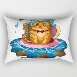 Be my wildest dream Rectangular Pillow