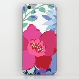 Blue Bird iPhone Skin