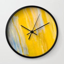 Indomitable Light 2 Wall Clock
