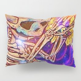 """Qiblah Cygnus X-1"" Pillow Sham"