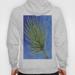 Palm Frond Hoody