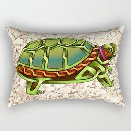 Turtle Knot Rectangular Pillow