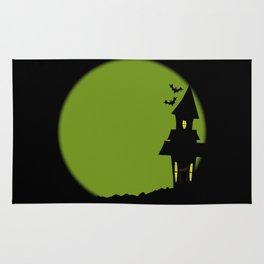 Halloween House Rug