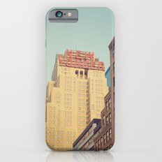 Vintage New Yorker Slim Case iPhone 6s