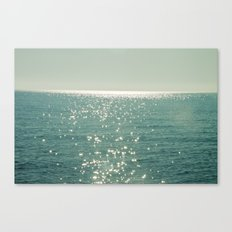Pure magic of the sea Canvas Print