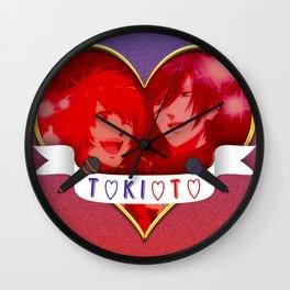 SINGING HOMOS - Tokioto Wall Clock