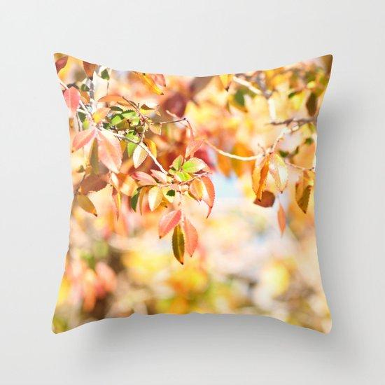 Enchanted... Throw Pillow