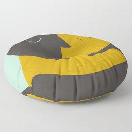 Love poster Floor Pillow