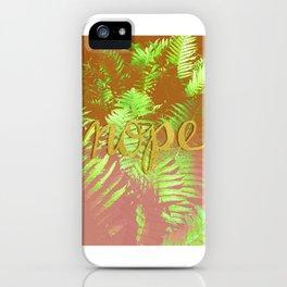 No just nope iPhone Case