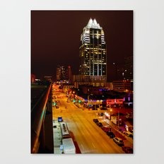 My Kingdom For A Pair Of Wings Canvas Print