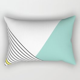 MINIMAL COMPLEXITY Rectangular Pillow
