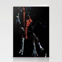 nightcrawler Stationery Cards featuring Nightcrawler by bernardtime