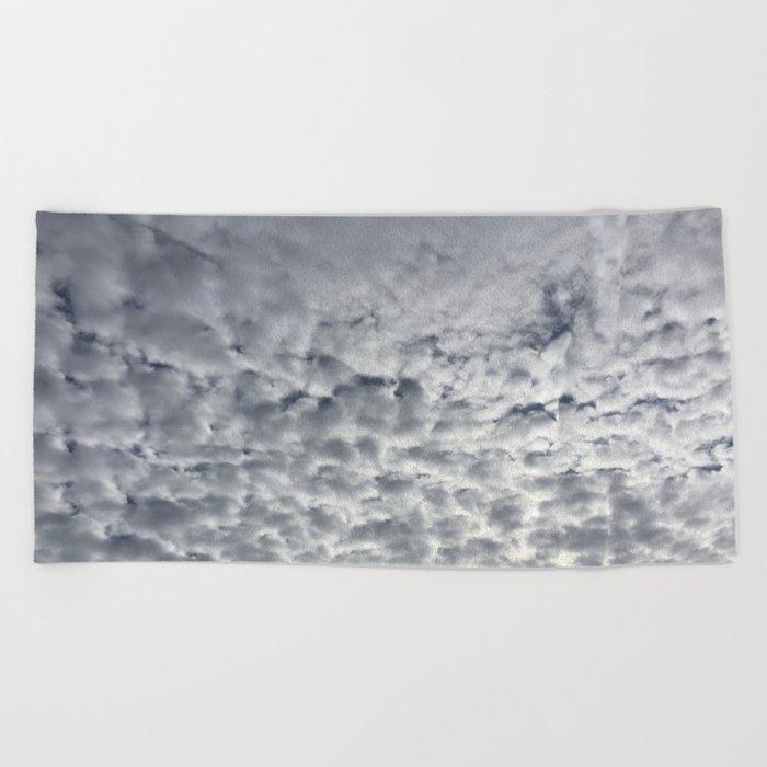 Clouds Beach Towel