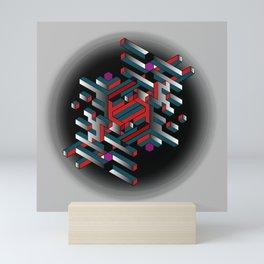 Compounded Mini Art Print