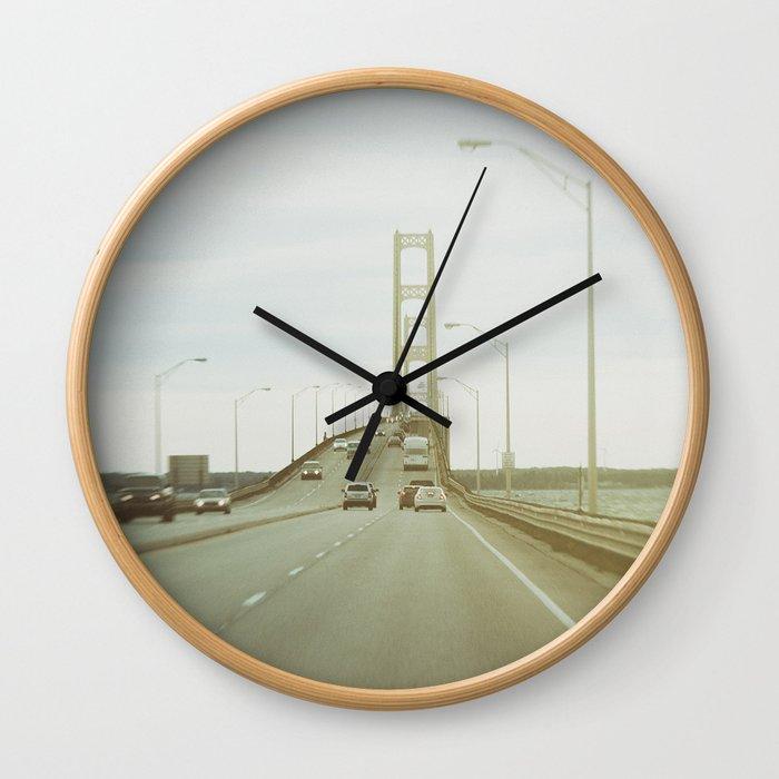 Field Trip Wall Clock