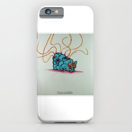 The Circle of Life feat. Bunny and Xentharganon (pt. 3 of 4) iPhone Case