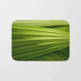 Green Leaf Bath Mat