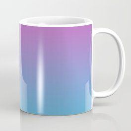 Cotton Candy Gradient Coffee Mug