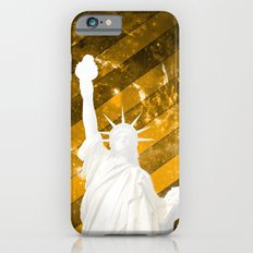 Liberty Gold Pop Art Slim Case iPhone 6s