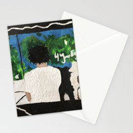 4 Your Eyez Only - J. Cole - Melted Crayon Wax Stationery Cards