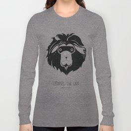 Lyonnel the Lion Long Sleeve T-shirt
