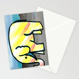 Little Yellow Elephant Stationery Cards
