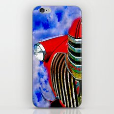CHEVROLETS DO GO TO HEAVEN iPhone & iPod Skin
