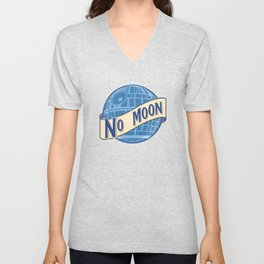 No Moon Brewery Unisex V-Neck