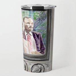 George Herbert Walker Bush Travel Mug