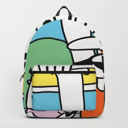 Bus Ride Backpack