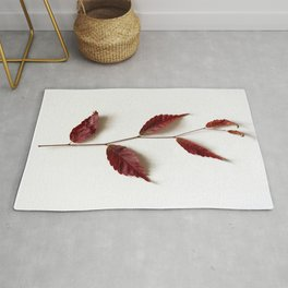 Twig of Autumn Rug