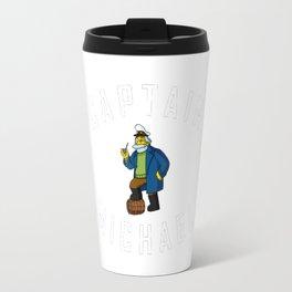 Captain miehael Travel Mug