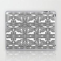 Unicorn Victorian Lace Laptop & iPad Skin