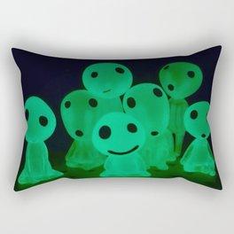 Kodamas Rectangular Pillow