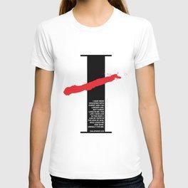 No Longer I. Galatians 2:20 T-shirt