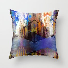 Akin to recalling, instead; understood mimicry. 08 Throw Pillow