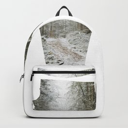 For now I am Winter - Landscape photography Backpack