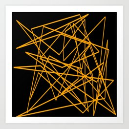 Geometry 15 Art Print