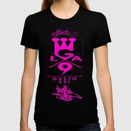 GUSTO ART LONDON DELUXE PT1 T-shirt