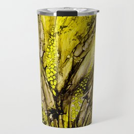 Wild Yellow Travel Mug