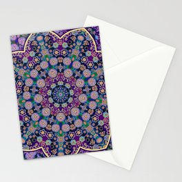 The Purple touch Stationery Cards